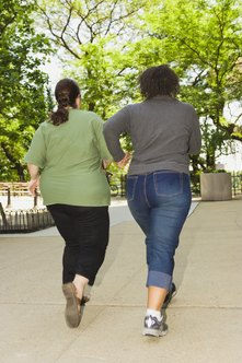 Daily walks can lead to steady weight loss without joint strain.