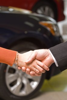 Offer benefits such as one year's free servicing with your cars.