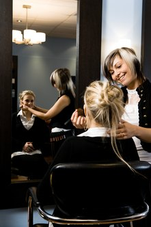 An aesthetician needs good people skills to work well with clients.