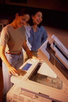 Photocopiers work well for everyday copying.