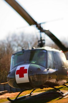 Complex contingency operations often involve the Red Cross.