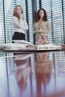 A female-dominated workplace can be a challenging and productive environment for men.