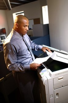 Maintaining your photocopier will help prevent costly repairs.