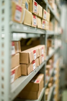 Radio frequency identification facilitates efficient inventory tracking.