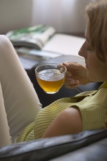 A cup of green tea can help reduce decay-causing bacteria in your mouth.