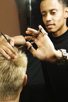 People seeking a barbershop usually prefer a shop close to their home or work.