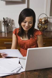 Intuit software helps you manage finances.