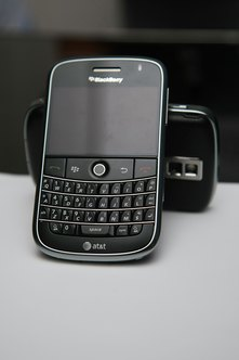 Change the PIN code on your BlackBerry Bold.