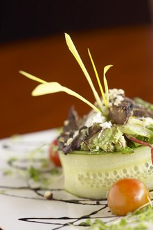 Fusion cuisine is a growing restaurant trend.