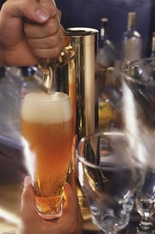 A beer markup strategy can be flat rate, sliding scale or a combination.