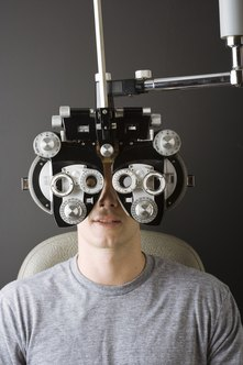 Optometrists and ophthalmologists both treat vision care problems.