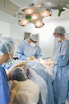 Certified nurses provide anesthesia services in many clinical and surgical environments.