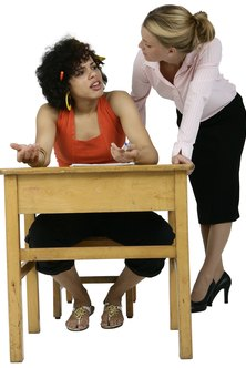 A qualified high school teacher can work with any type of student.