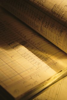 Balance sheets are one section of financial statements.