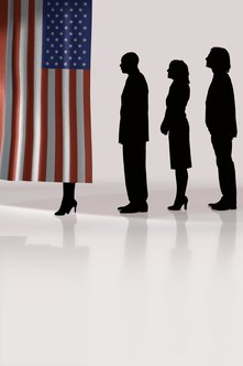 Corporations closely monitor presidential elections.