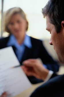 Resume details provide a natural jump-off point for interview questions.
