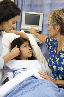 Pediatric nurses care for children and adolescents.