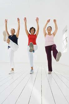 Zumba is a high-energy dance exercise program.