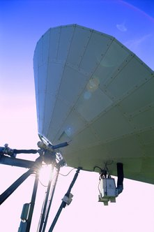 The invention of the satellite figured prominently in globalizing mass communication.