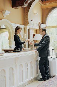 Customer satisfaction is an important facet of the hospitality industry.