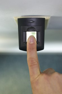 A fingerprint scanner can be a second tier of security for your business.