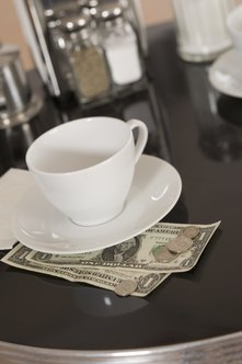Tips are not considered revenue but other gratuities are.
