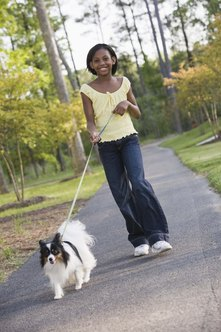 Pet sitting is a fun way for teens to earn cash.