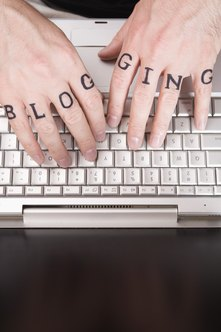 Improve your blog using links.