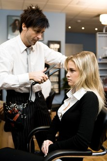 Cosmetologists specialize in hair, makeup and skincare.