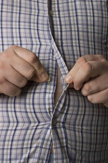 Obesity increases your chances of developing acid reflux.