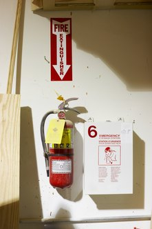 Employees should know what to do in an emergency.