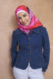The hijab is one of many legally protected religious garments.