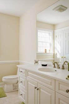 Your mirror size has a larger impact on your bathroom than you may think.
