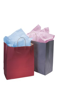 Goodie bags help to promote businesses.