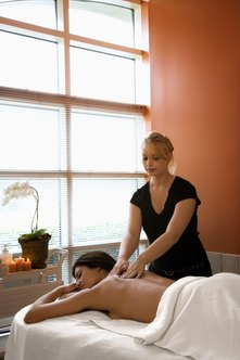 Massage therapists can specialize in a specific type of massage therapy.