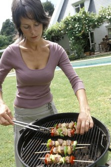 Start a BBQ catering operation with a small business grant for women.