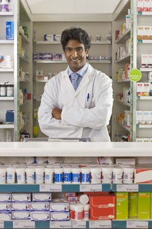 Pharmacists must obtain a doctor of pharmacy degree.