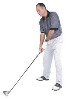 Proper stance width is a key to balance and shotmaking in golf.