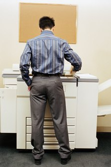 The full cost of a copier takes into account what you didn't buy with the money.