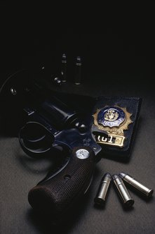 Many profilers start out as law enforcement agents.