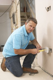 You must pass the licensing exam to work as an electrician in most states.