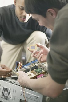 There are several organizations dedicated to computer repair.