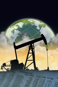 Accounting among the major oil firms is a highly specialized and strictly monitored process.