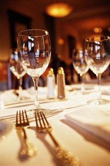 A friendly attitude and personable nature are valued by restaurant patrons.