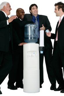 Water cooler gossip may seem innocent but could alienate employees.