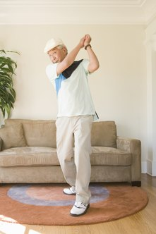 Be flexible -- seniors may need services you hadn't considered providing, such as taking them golfing.