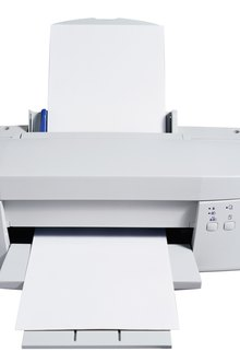 Inkjet printing problems may be the fault of the printer or the ink tanks.