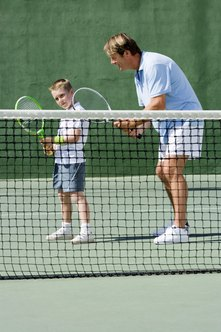 Coaching a sports team for a school or league is an option for retirees.