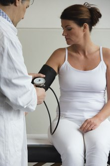 Not exercising regularly and having high blood pressure tend to go hand-in-hand.