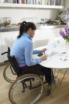 A growing number of disabled people are getting the training they need to find gainful employment.
